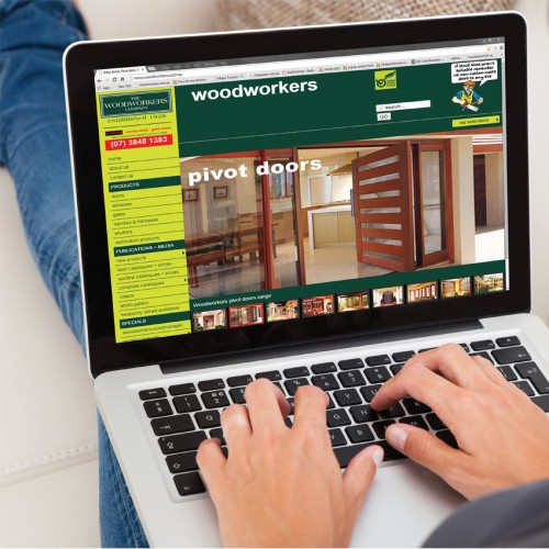 Price your joinery online with The Woodworkers Company