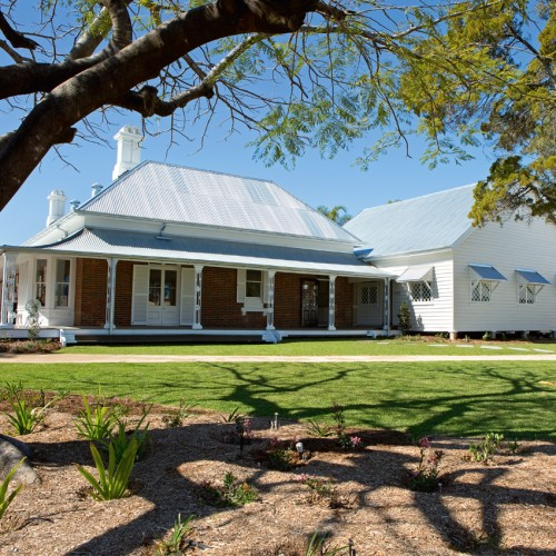 Historic Hanworth House emerges from the ashes to live on in splendour