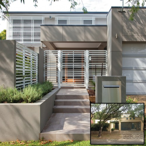 This Brisbane renovation turns design obstacles to designer features