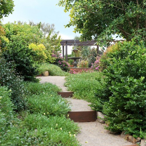 Outdoor Inspiration: The Living Garden