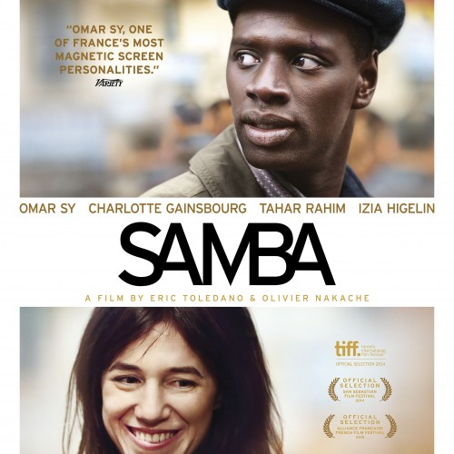 WIN a double pass to the preview screening of SAMBA
