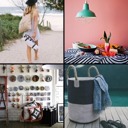 Home and Decor Accessories inspired by Northern New South Wales