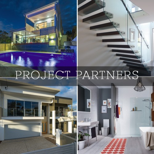 Abode Construction delivers a modern home in Brisbane – Project Partners