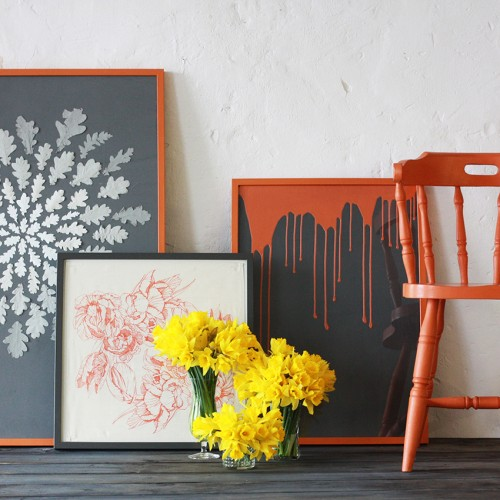 All Chalked Up: DIY Chalk Paint Inspiration