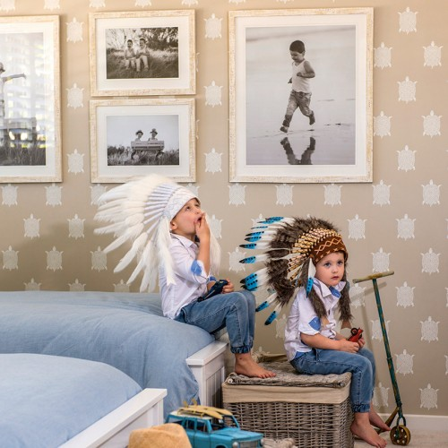 Inspiration For The Kid's Room