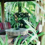 How to create a lush, tropical garden