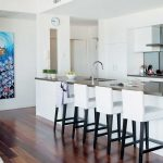 How to create an apartment kitchen fit for a family