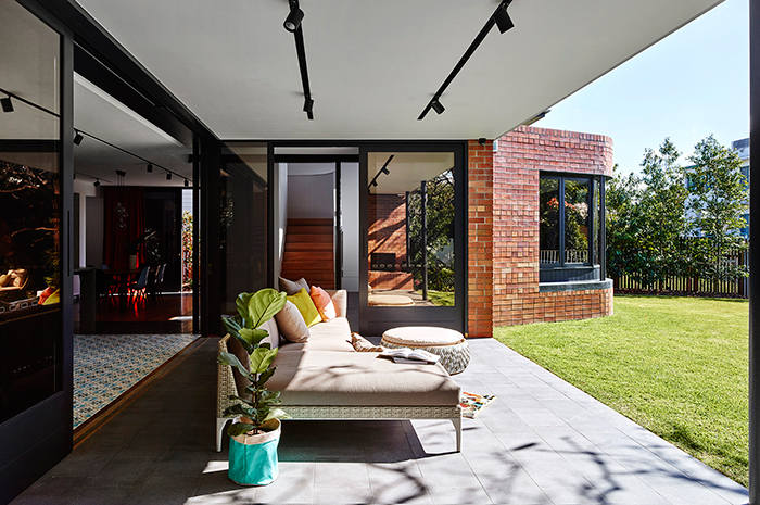 MCD Constructions West End Home Outdoor Living