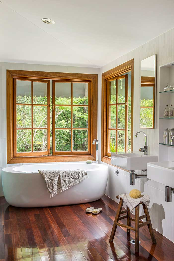 Queenslander Bathroom Designs a classic queenslander home in the valley | queensland homes magazine