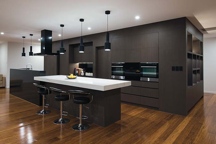 Electronic Living kitchen