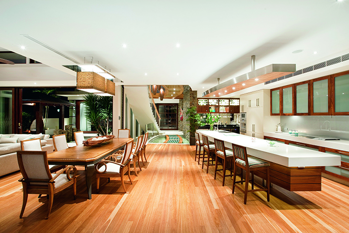Paul Clout Design kitchen dining