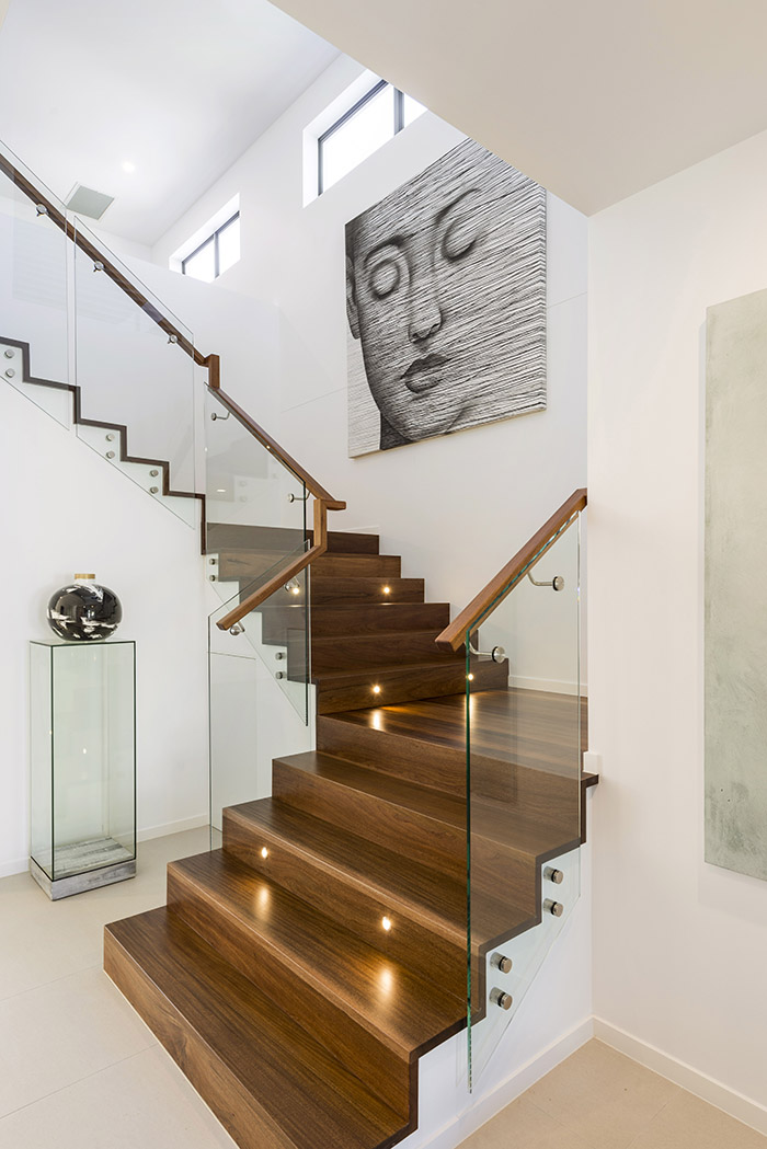 Robertsons Design Via Roma staircase