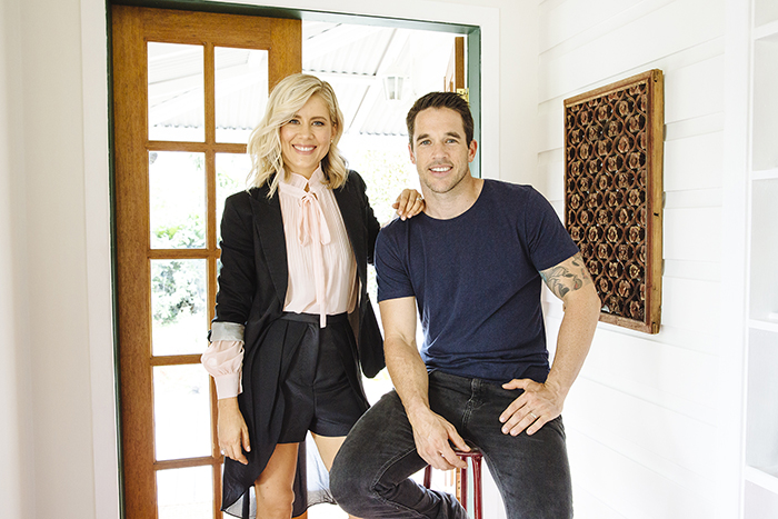 Michael and Carlene Duffy from Cedar & Suede