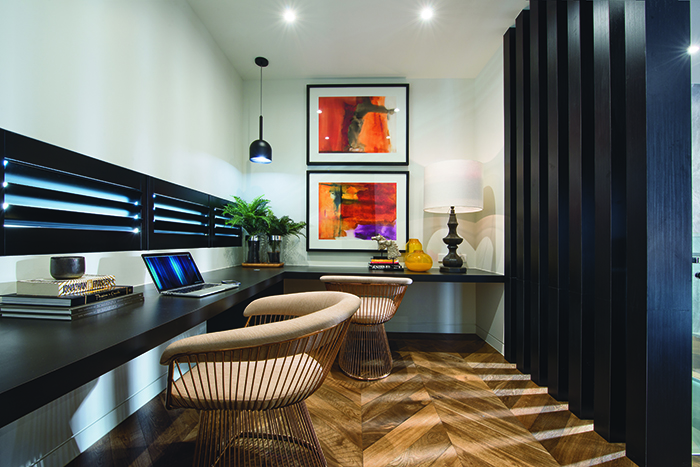 Stylemaster Homes Icona study