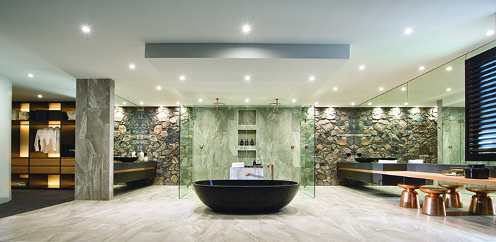 Stylemaster Homes Icona master ensuite