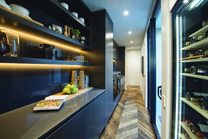 Stylemaster Homes Icona pantry