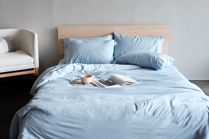 Mulberry Threads Co. bamboo bedding