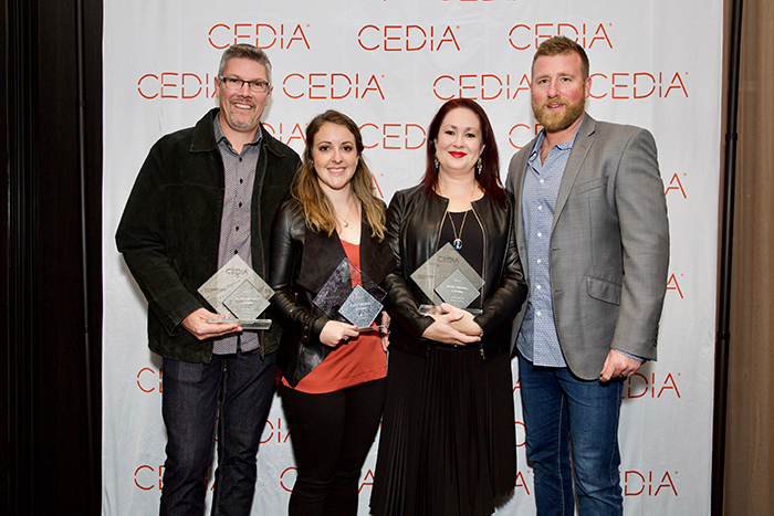 Electronic Living CEDIA Awards 2017