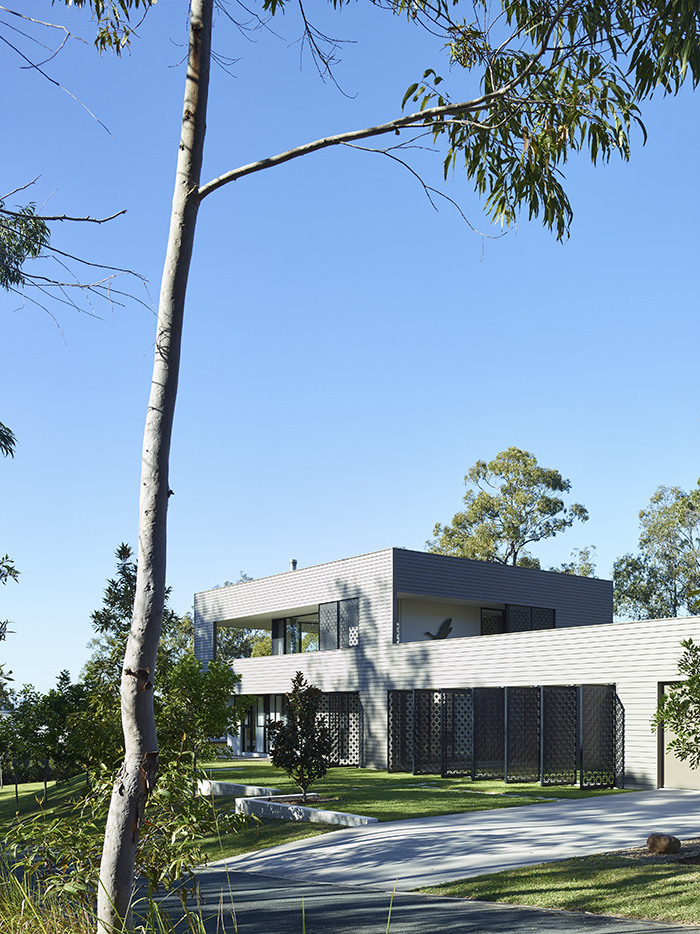 The Bird House by Jamison Architects