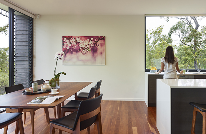 Dining - The Bird House by Jamison Architects