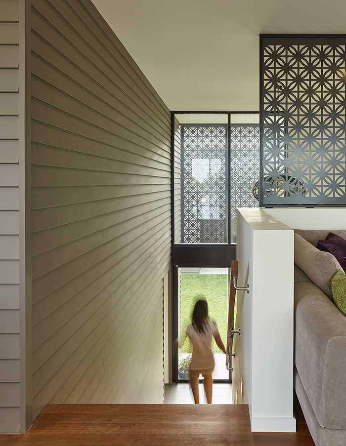 Stairs - The Bird House by Jamison Architects