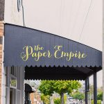 Stylish Spaces: The Paper Empire