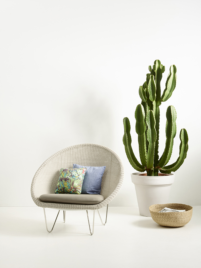 Gipsy cocoon chair Cotswold Furniture