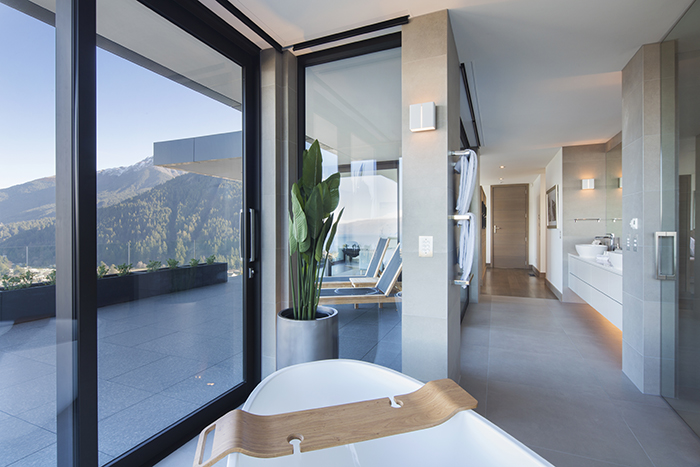 Di Henshall Queenstown home