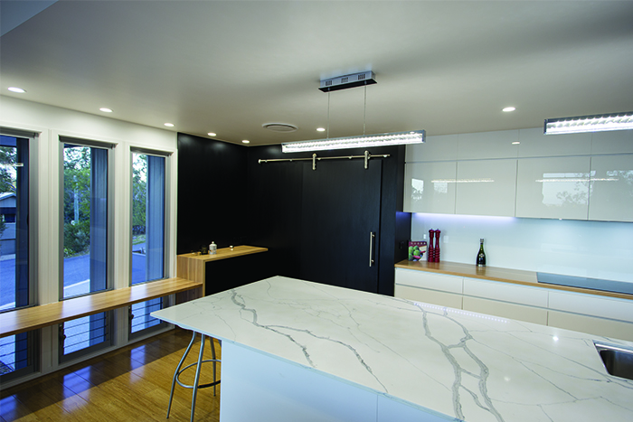 IRP Architects kitchen space