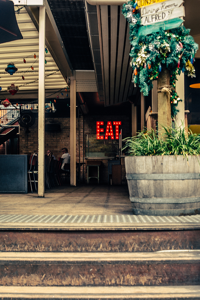 alfred and constance street restaurants
