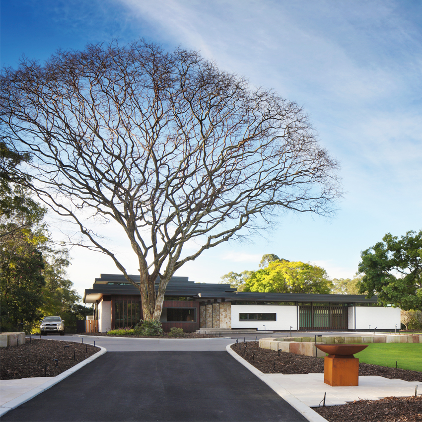 Real home modern majesty queensland homes magazine malvernweather Image collections