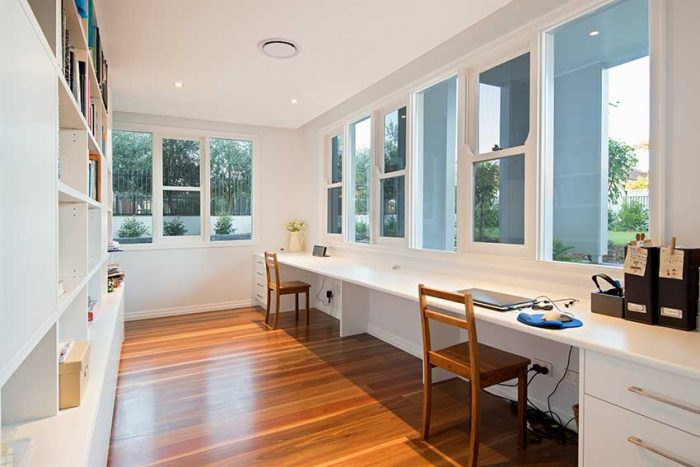 Classic Queenslander renovated into a sleek family home | Queensland ...