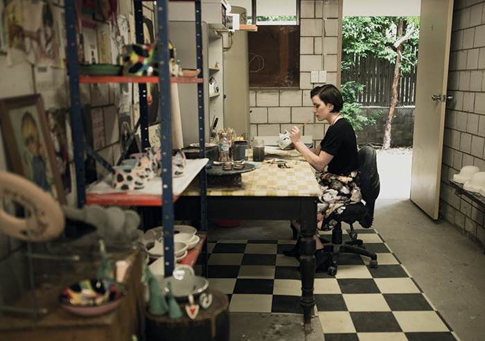 brisbane ceramicist and artist