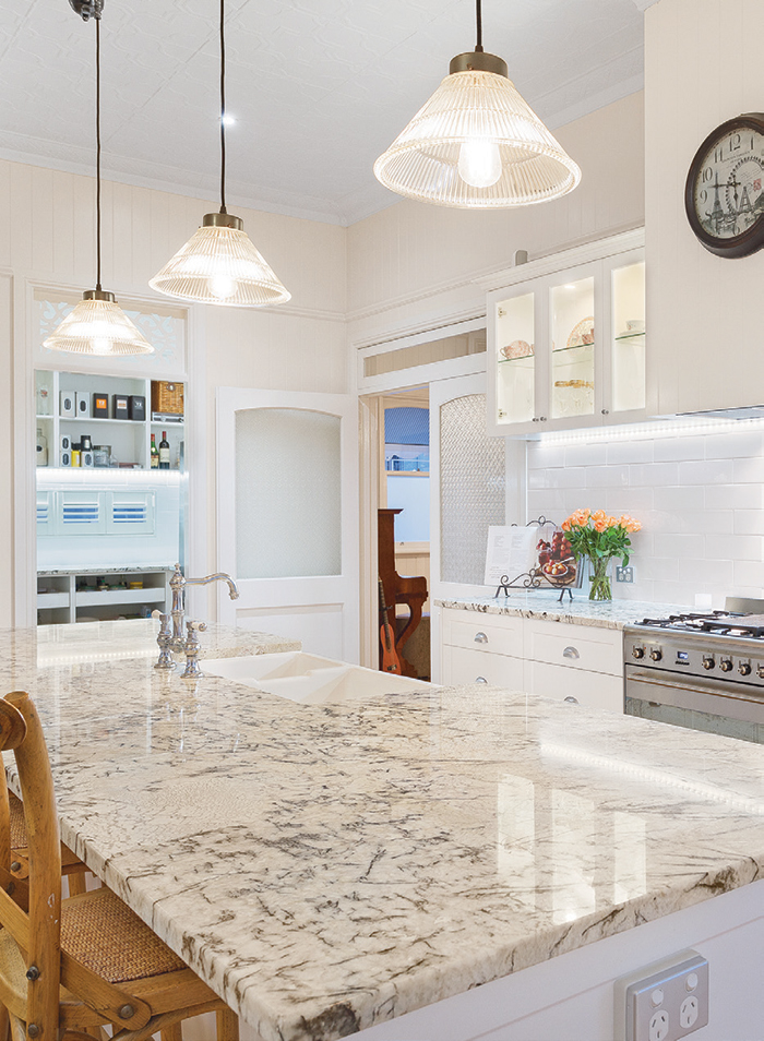 queenslander kitchen