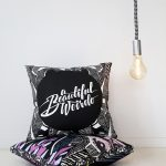 Introducing the crazy cool cushions from A Beautiful Weirdo