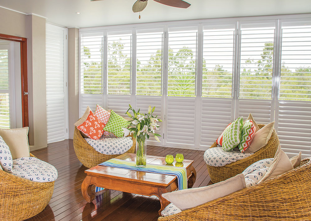 Shutterflex shutters for your home