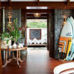 Inspired by Bali, this home is designed for relaxed living