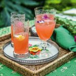 Delightful recipes for a spring soirée