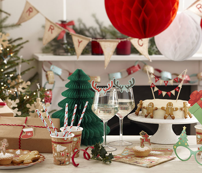 Vintage Noel Christmas Range by Ginger Ray