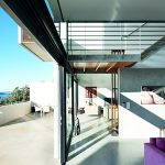 A modern beach house by architect Robert Riddel