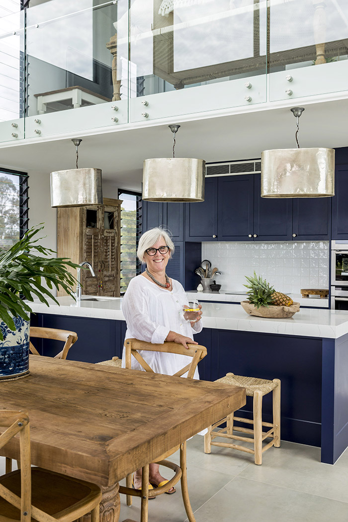Melinda Boundy Designs Myocum kitchen