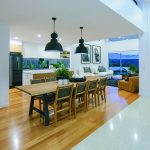 An innovative and eye-catching display home