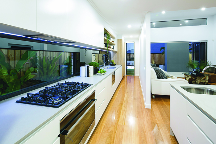 Munro Builders kitchen