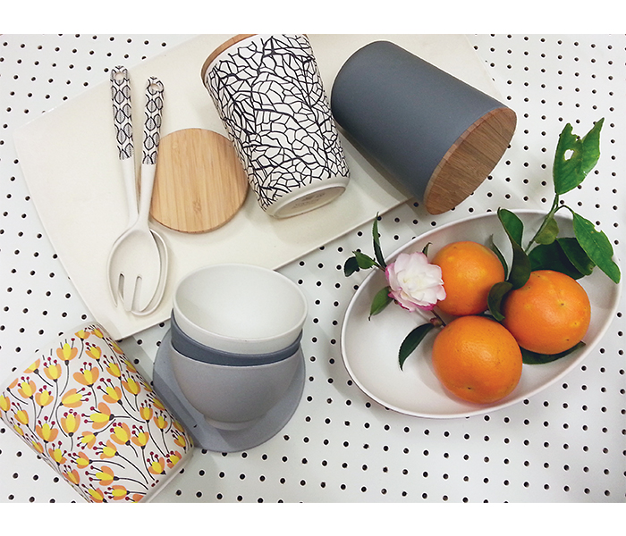 impact eco, bamboo products, tableware