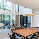 A new contemporary interior transforms this Bulimba home