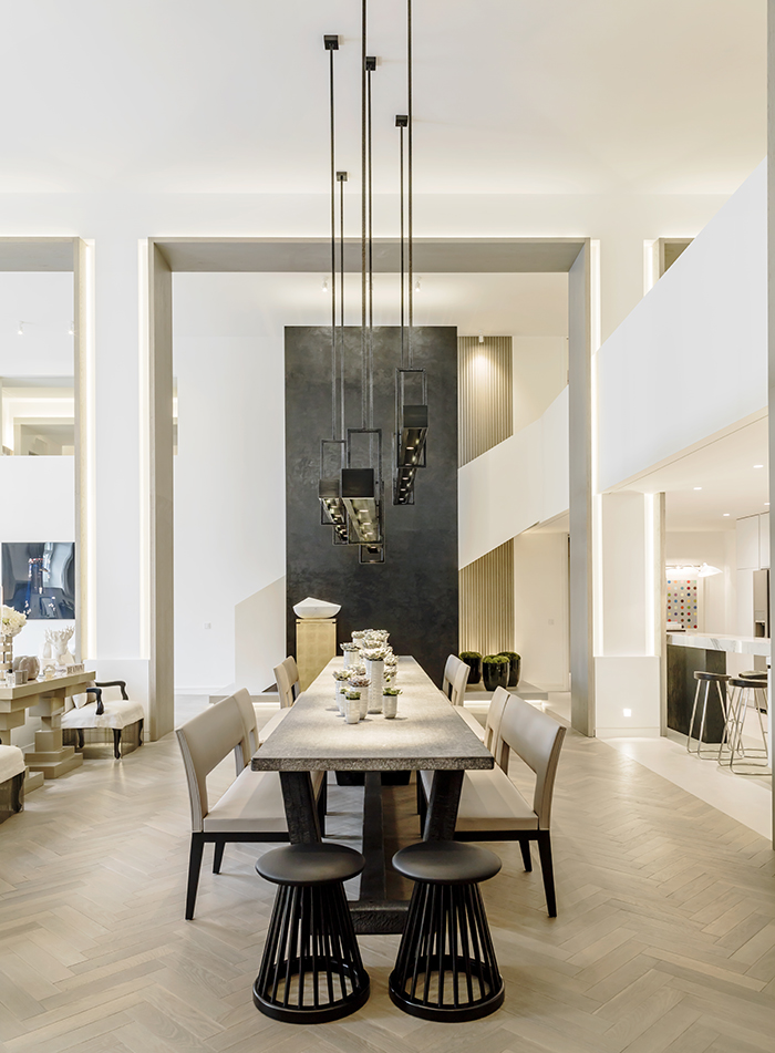 Kelly Hoppen London home