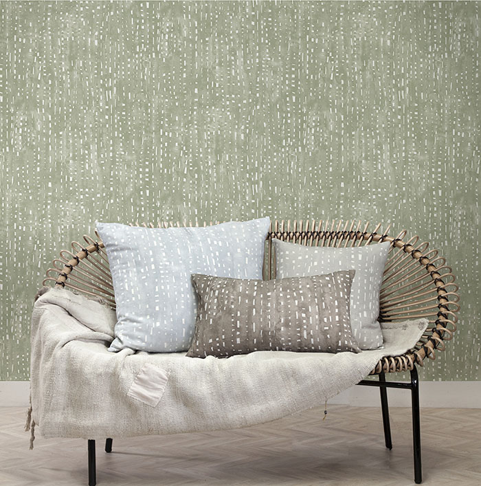 Cloudburst wallpaper by Quercus & Co