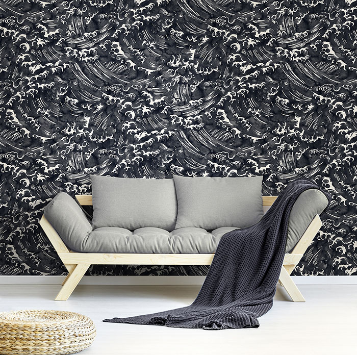 Tempest wallpaper by Quercus & Co