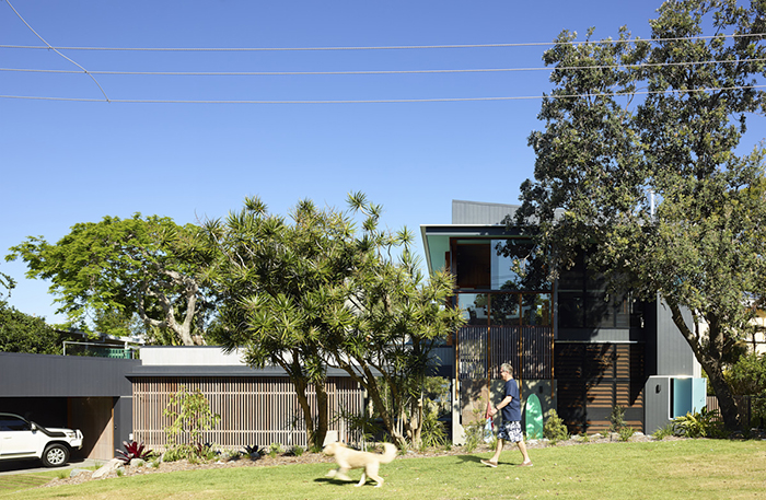 Cutter Street by Shaun Lockyer Architect