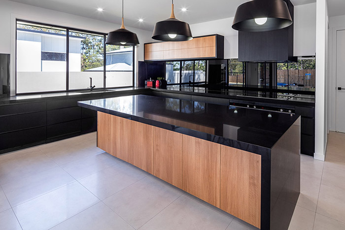 Kaha Homes kitchen